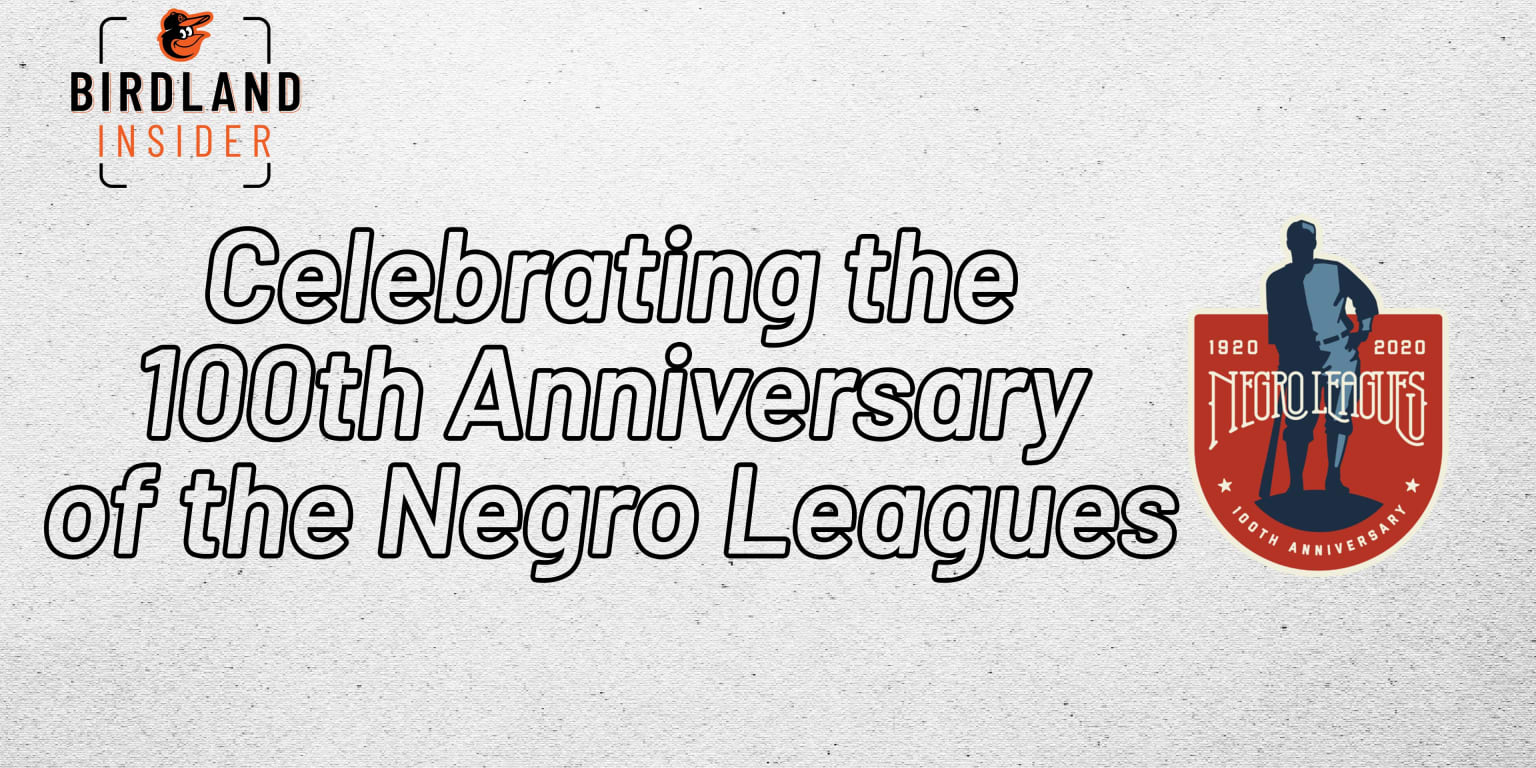 Celebrating 100th anniversary of Negro Leagues