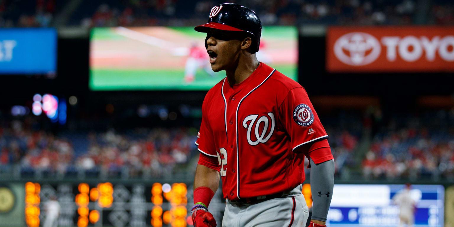 Soto stuns Philly with game-winning 2-run blast – MLB.com
