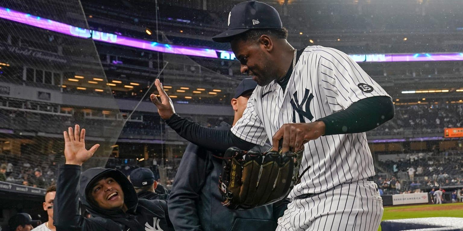 Severino tuvo un regreso triunfal a Yankees