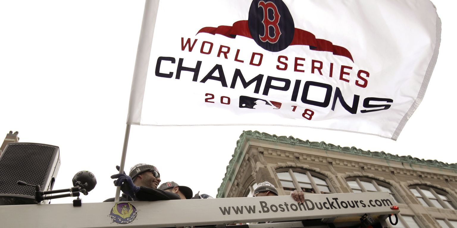 Why the Red Sox could repeat in 2019 | MLB com