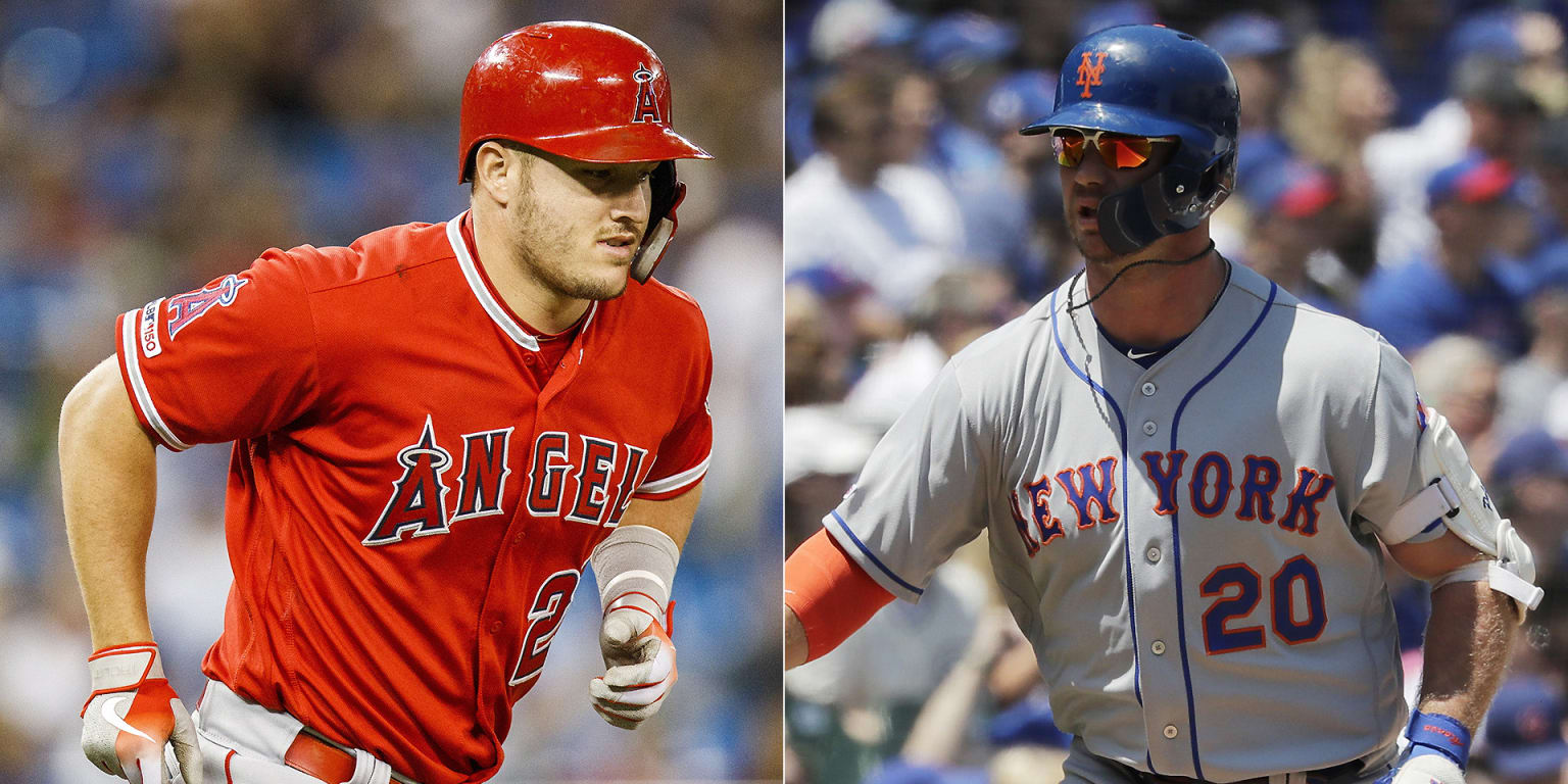 Trout, Alonso named Players of the Week