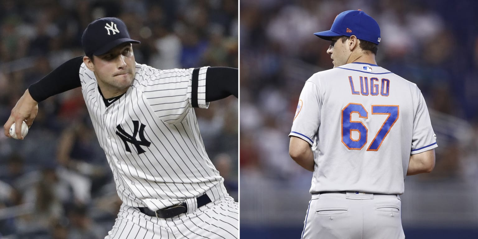 Relievers of the Month: Kahnle, Lugo