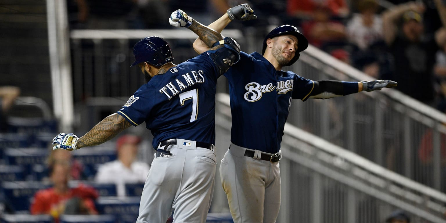 Instant classic: Thames' HR in 14th downs Nats