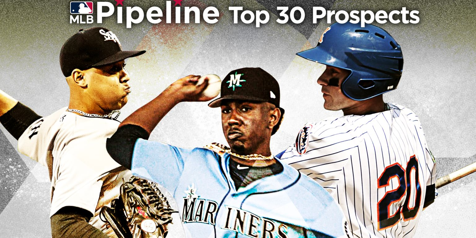 Mariners 2019 Top 30 Prospects List Mlbcom