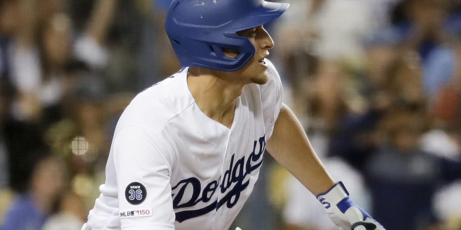 Seager's pair of doubles helps LA win 'pen game