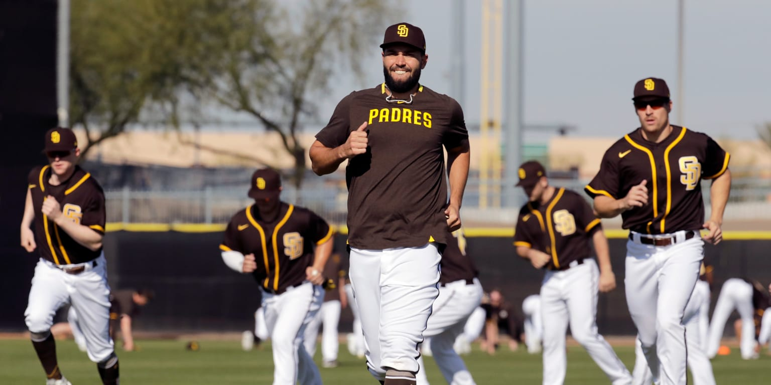 5 observations from Week 1 of Padres camp