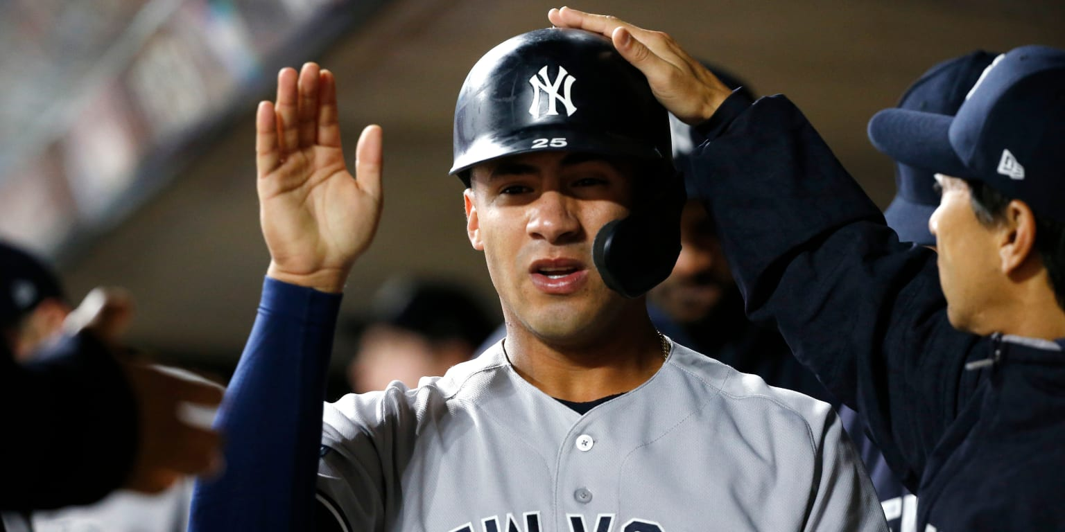 Yanks on Gleyber: 'No moment too big for him'