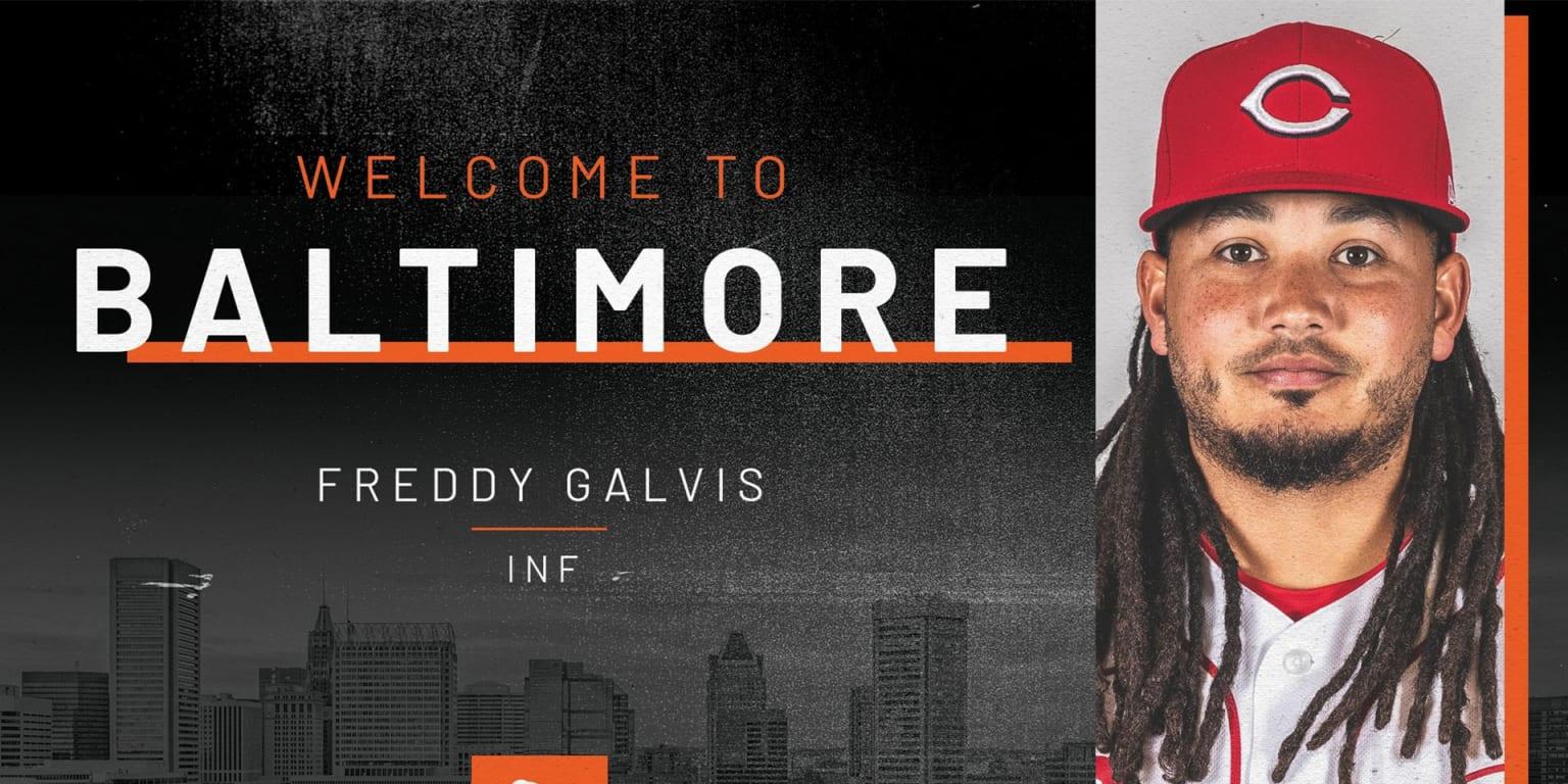 Orioles firmaron a Freddy Galvis por una temporada | Lasmayores.com
