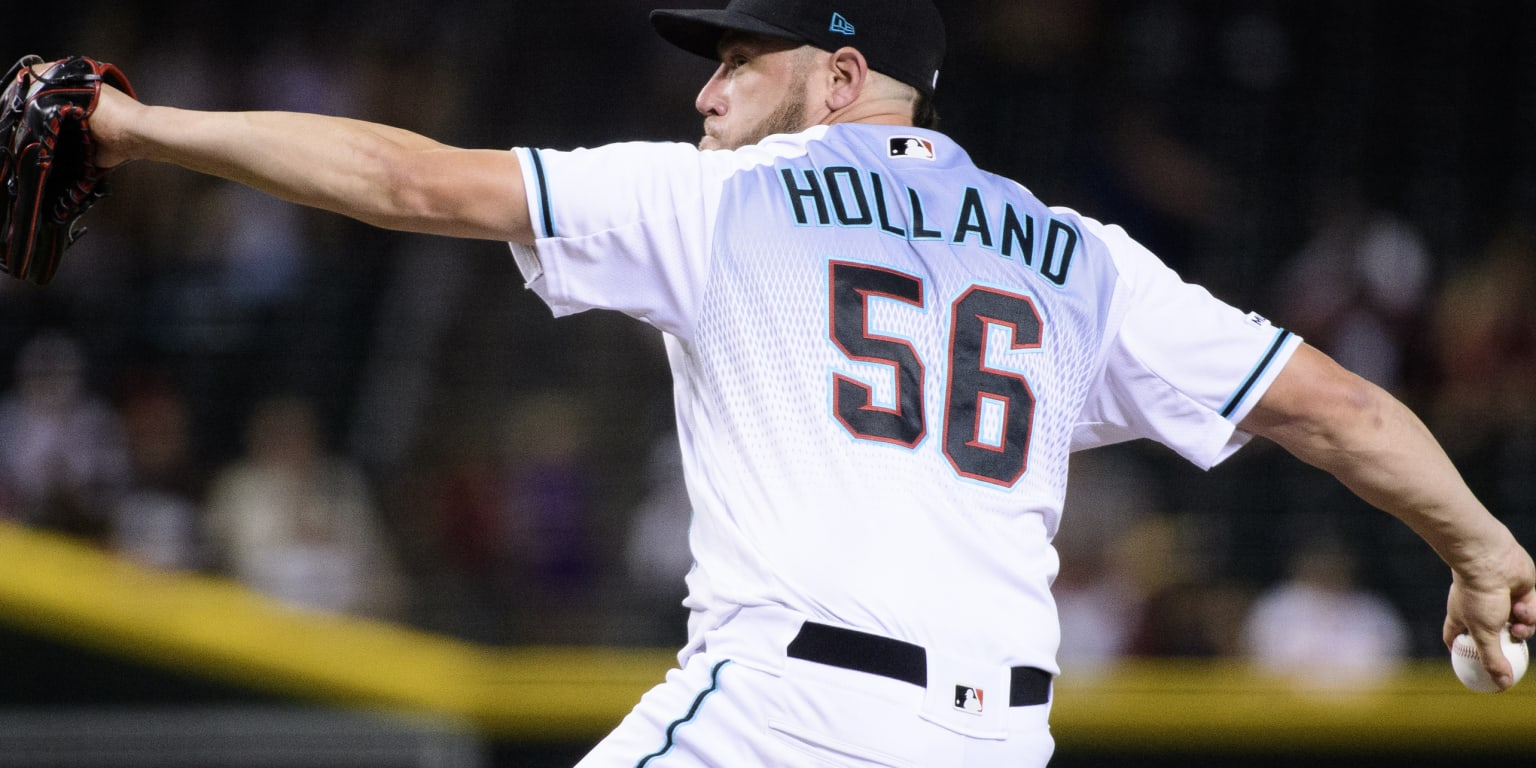 Nats moving toward deal with Holland (source)