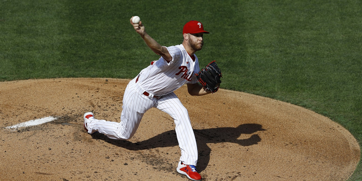 Wheeler tames Yanks' offense in Game 1 of DH