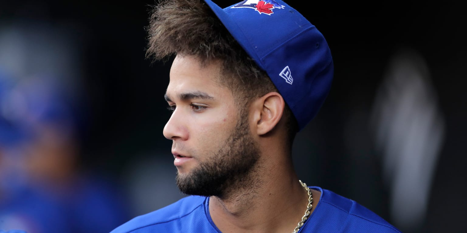 Gurriel Jr. exits early with cramped left quad