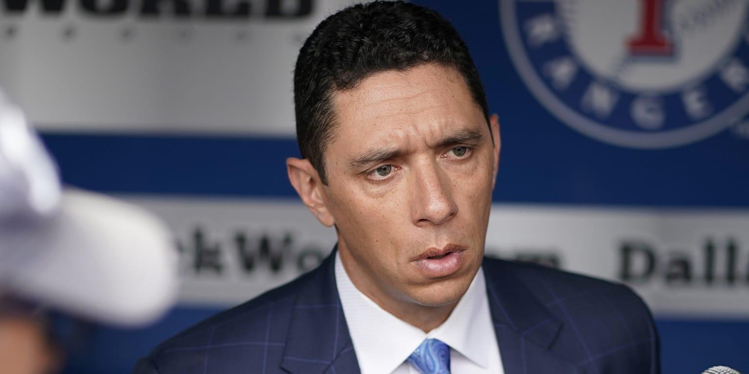 Rangers dismiss entire Triple-A Nashville staff