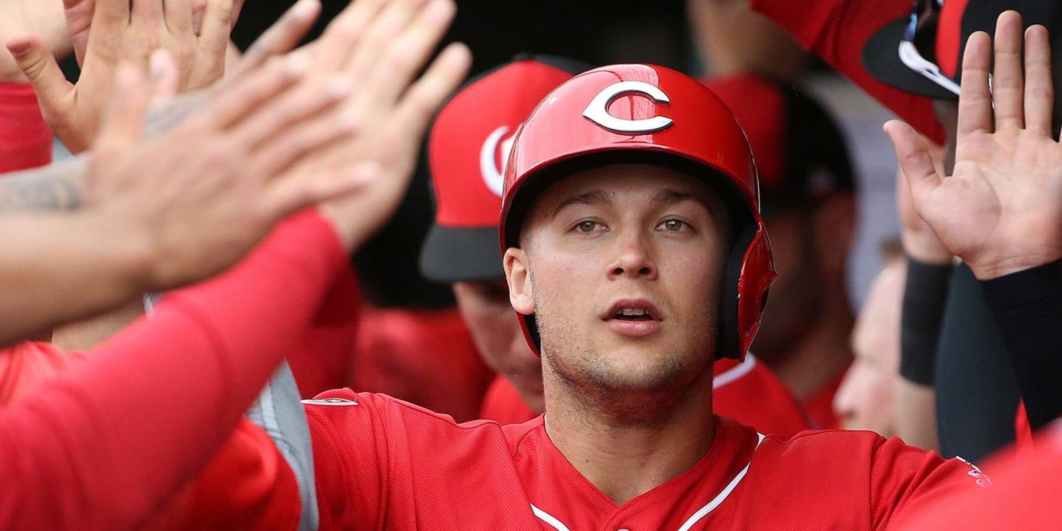 Nick Senzel looks beyond minor league assignment