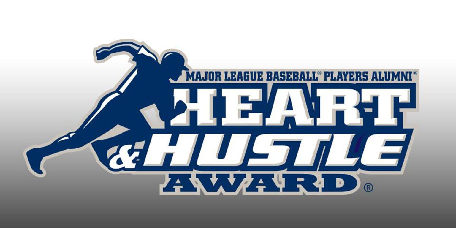 Here's each team's Heart & Hustle Award winner