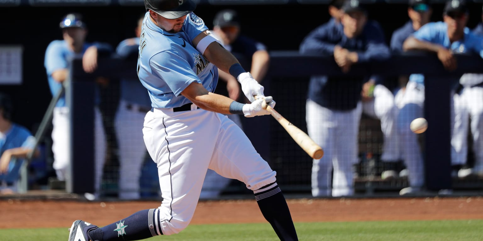 Raleigh's power potential excites Mariners