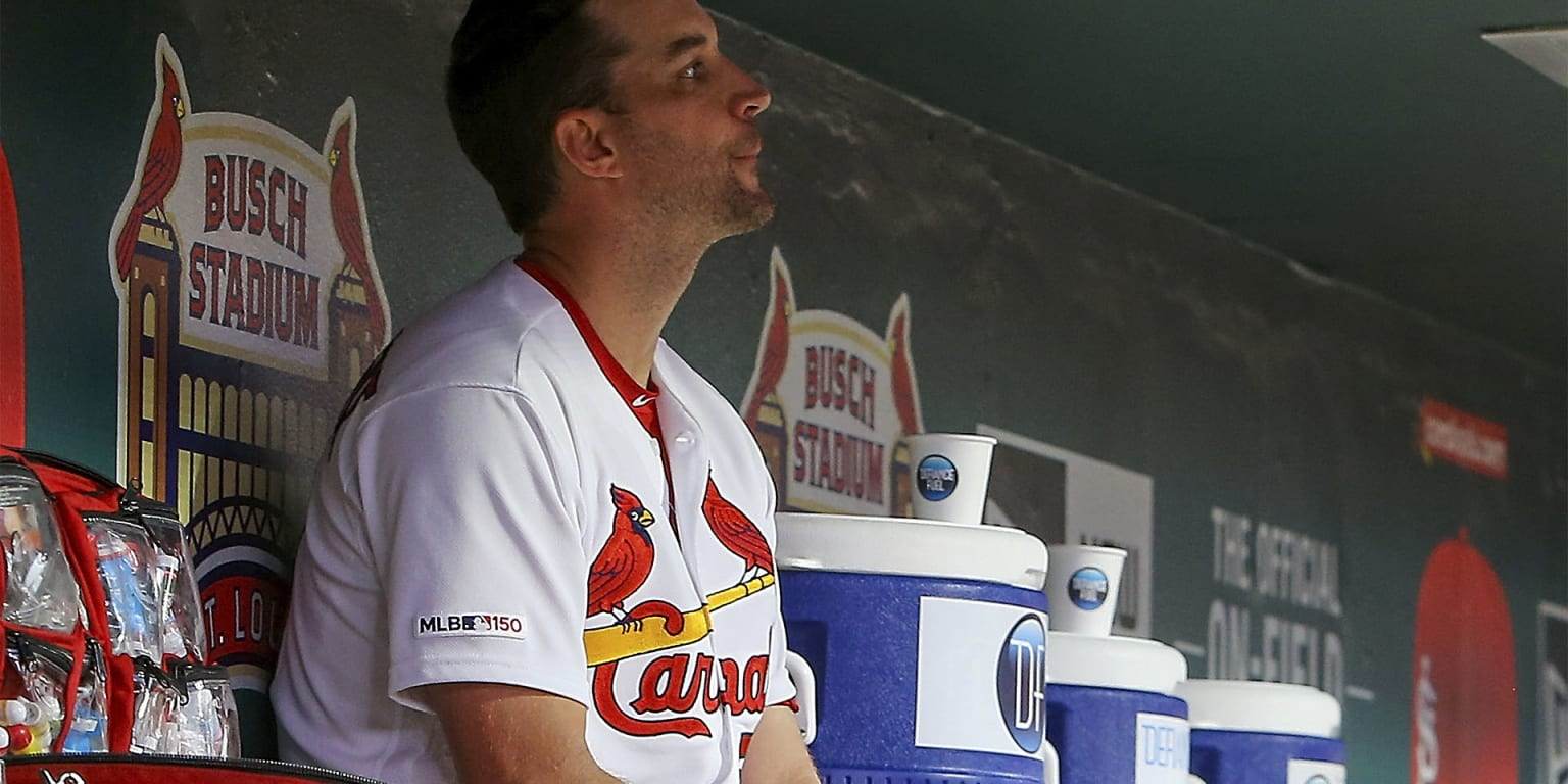 Back spasms keep Waino from scheduled start
