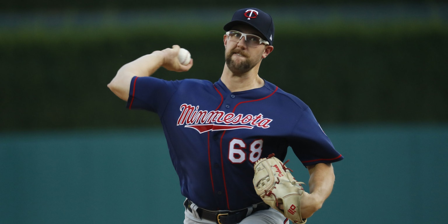 Rookie Dobnak tabbed to start Game 2 of ALDS