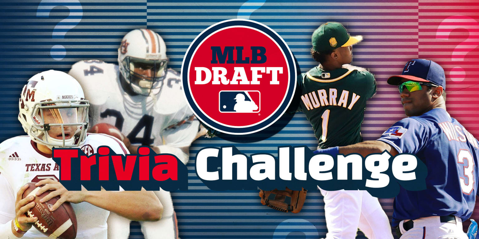 Quiz Nfl Players Selected In Mlb Draft