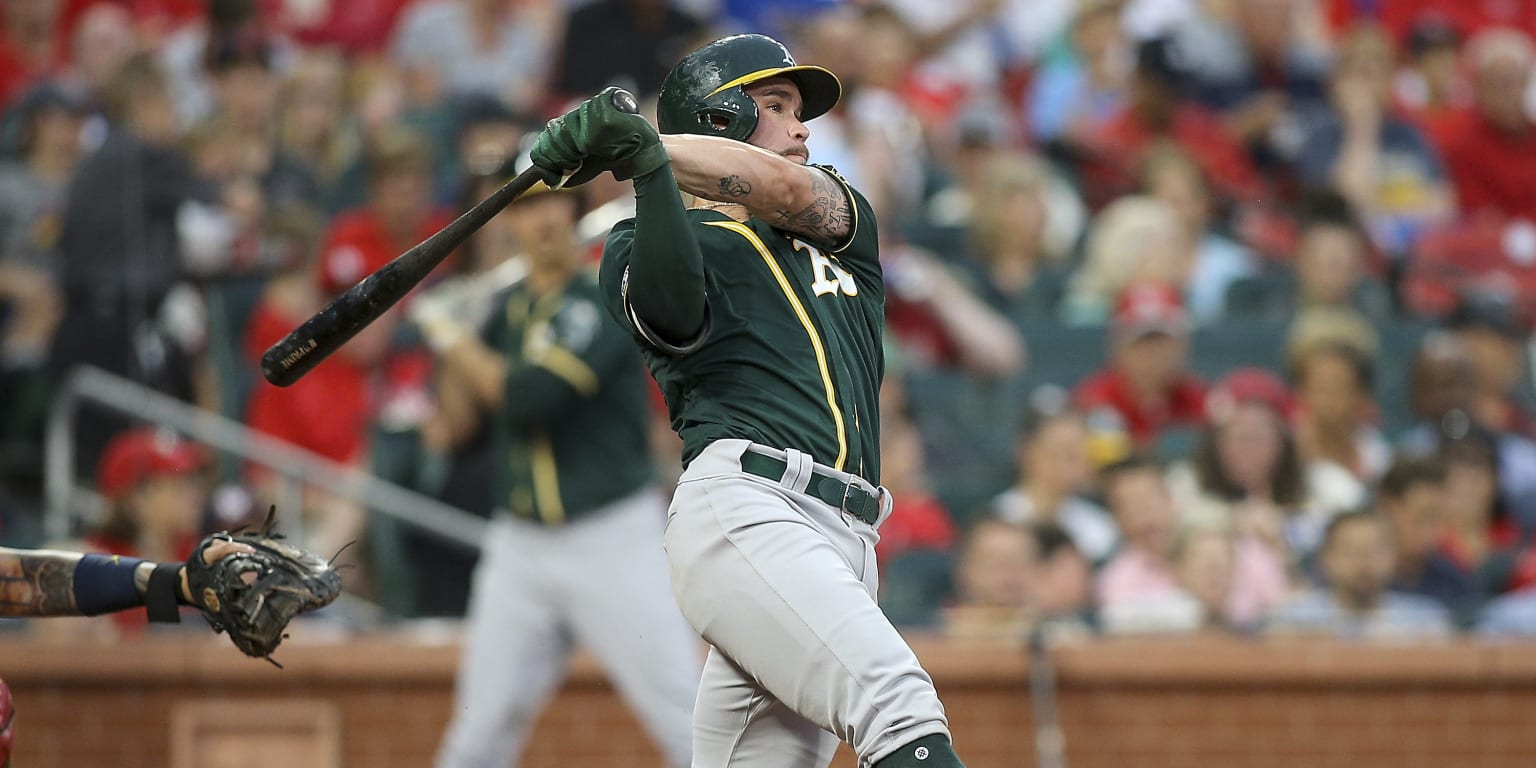 Blue Jays claim C Taylor off waivers from A's