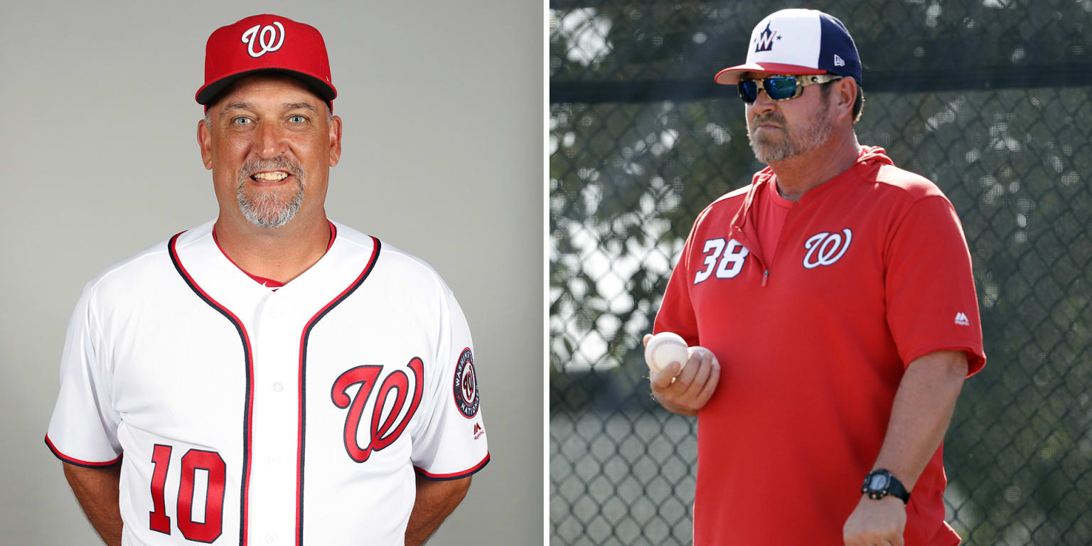 Nats part ways with pitching coach Lilliquist