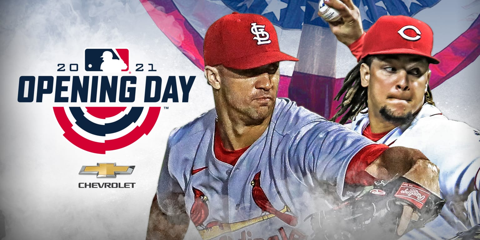 Cardinals Vs Reds 2021 Opening Day Preview