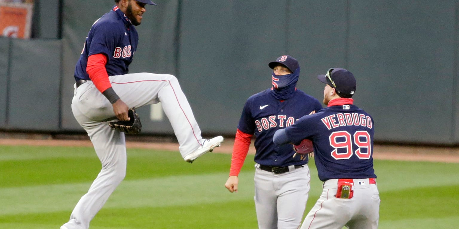 Red Sox go from 0-3 to baseball's best story