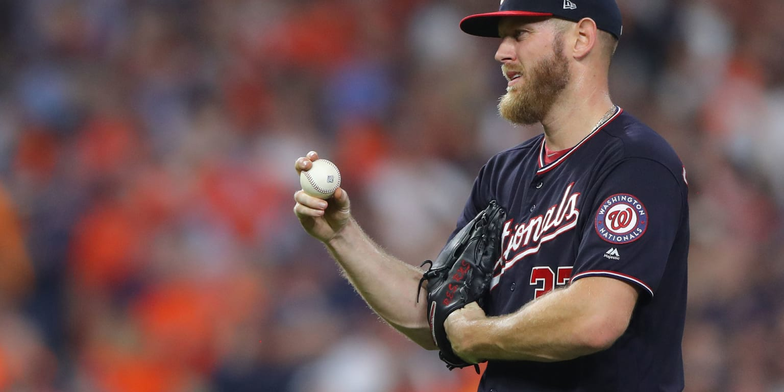 Strasburg has deal to return to Nats (source)