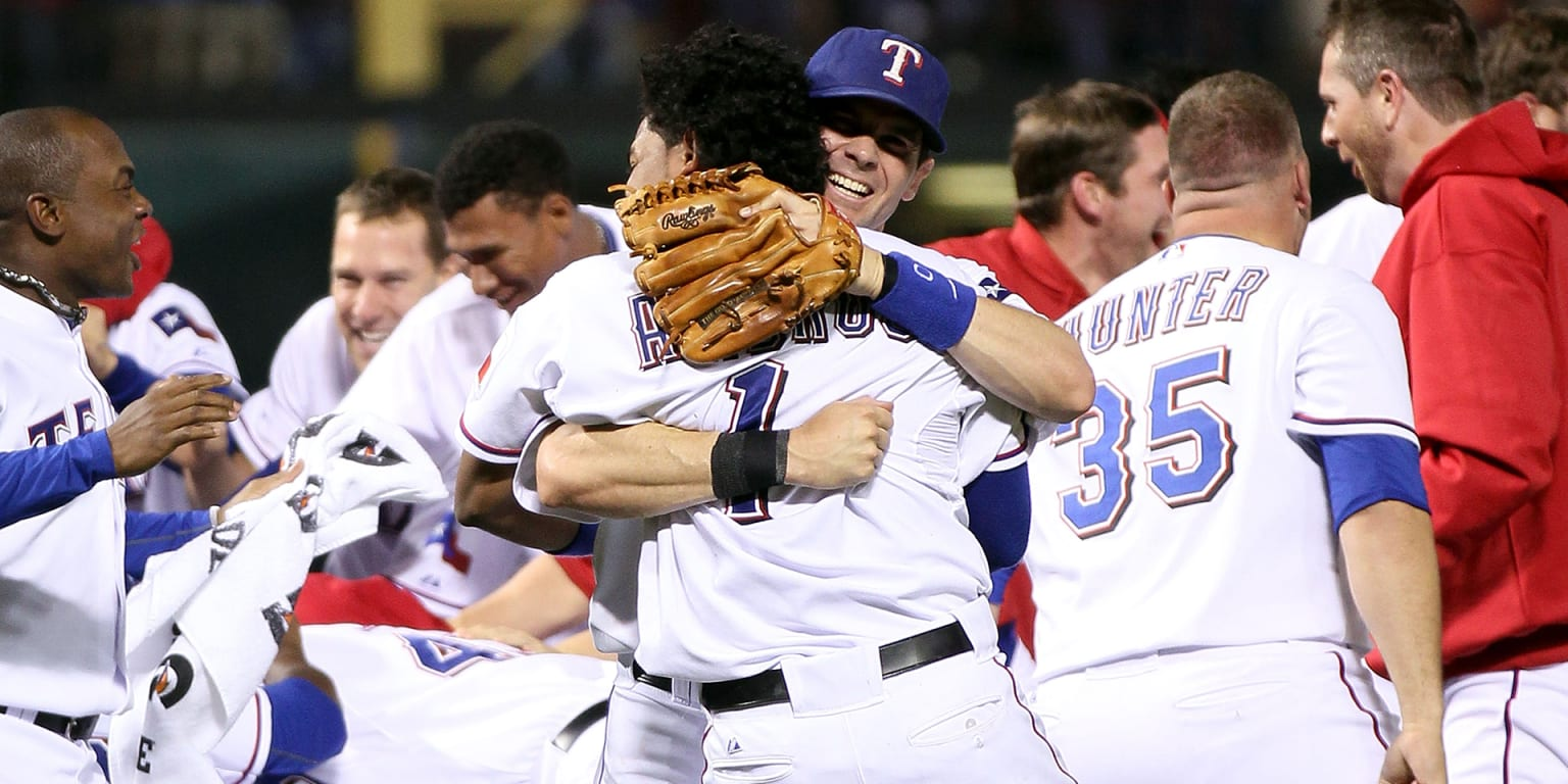 The top 5 moments in Globe Life Park history