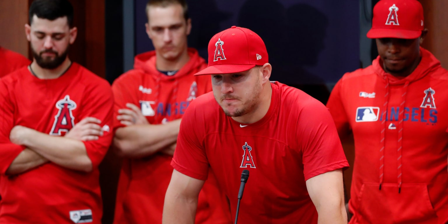 Trout reacts to Skaggs' toxicology report