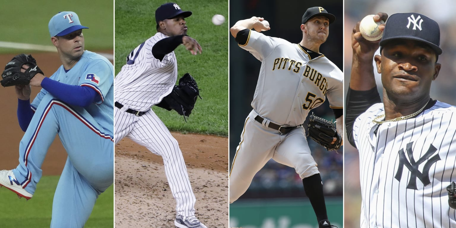 Yanks attempting bold new pitching approach