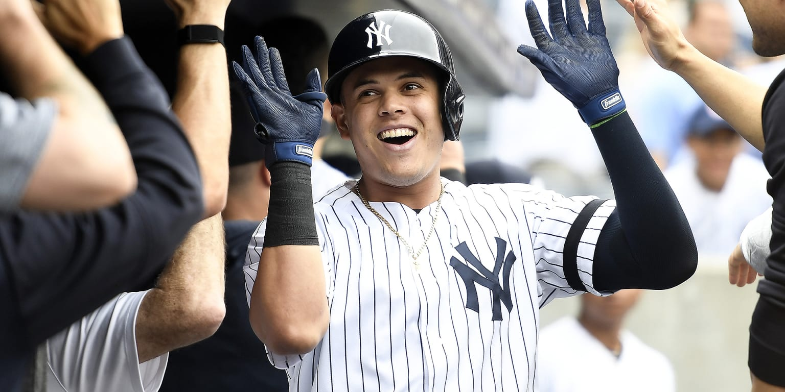 Gio gives Yanks tighter grip on 1st in Game 1