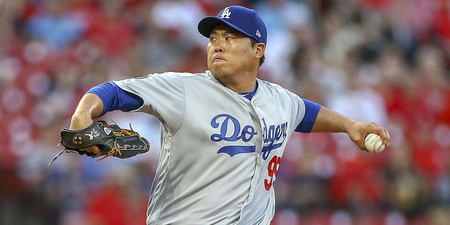 Hyun-Jin Ryu set for return to rotation for Saturday start