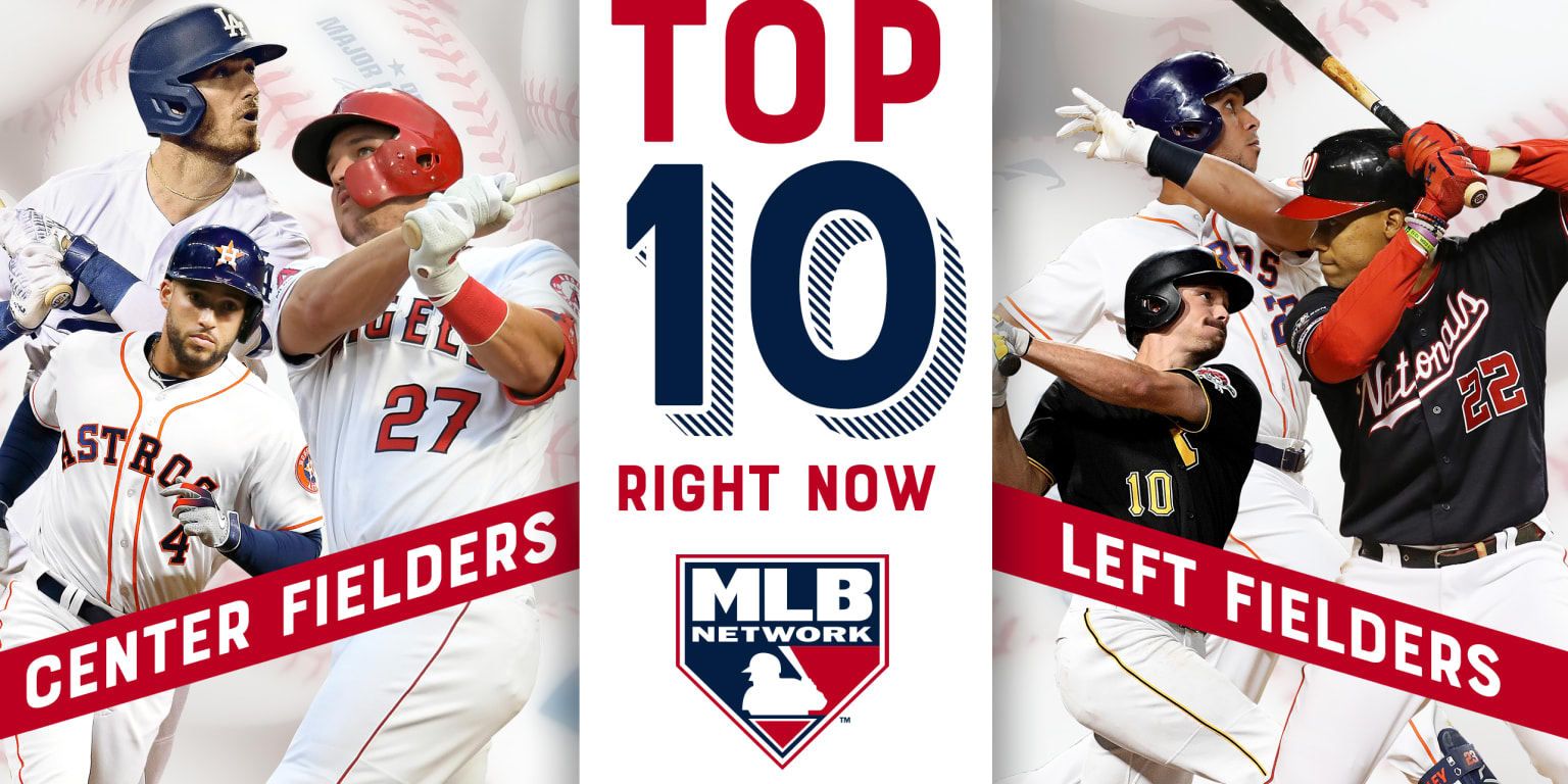 Trout, Soto lead lists of Top 10 Right Now