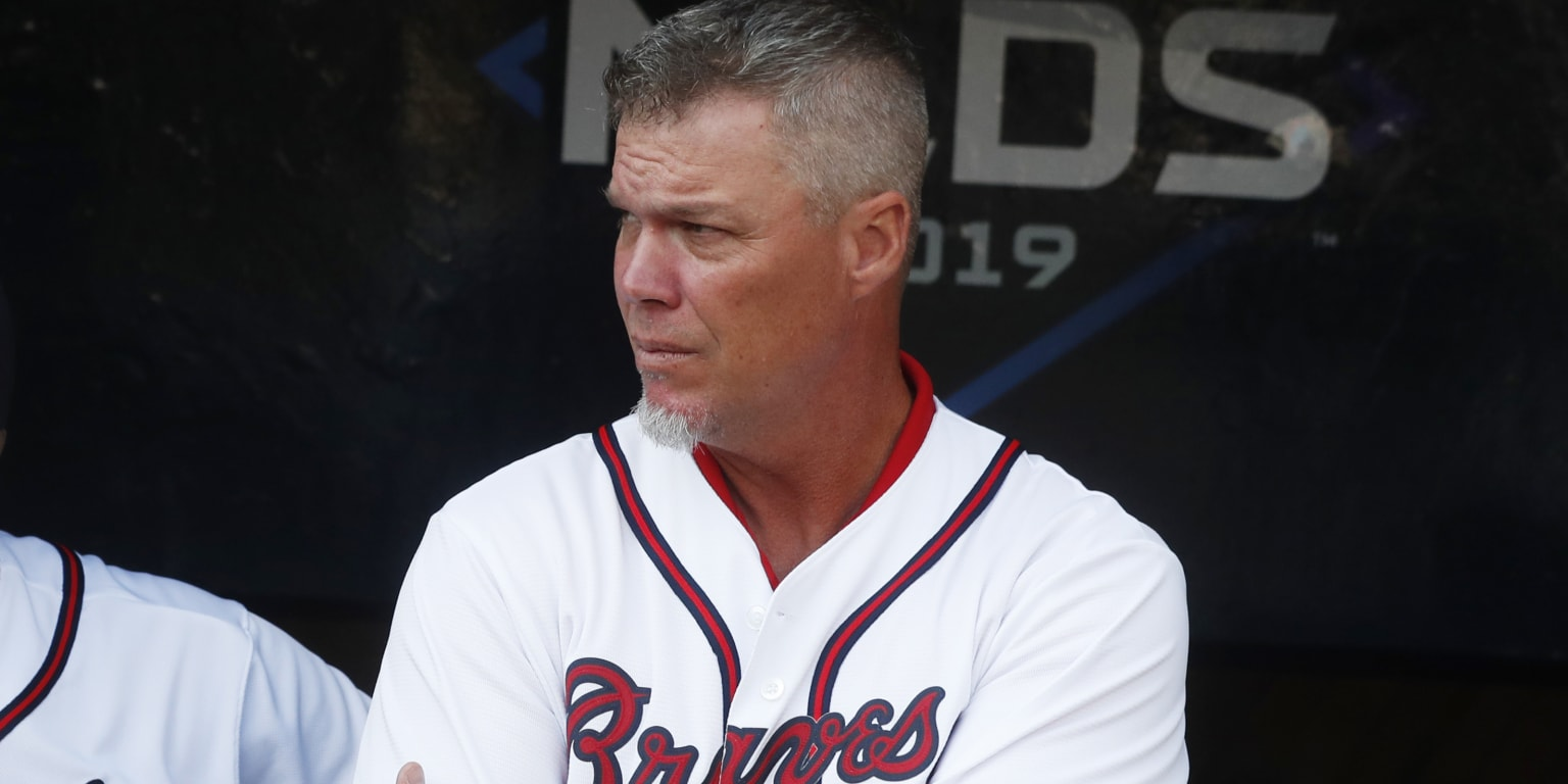 Chipper on MLB's revised 'sticky stuff' policy