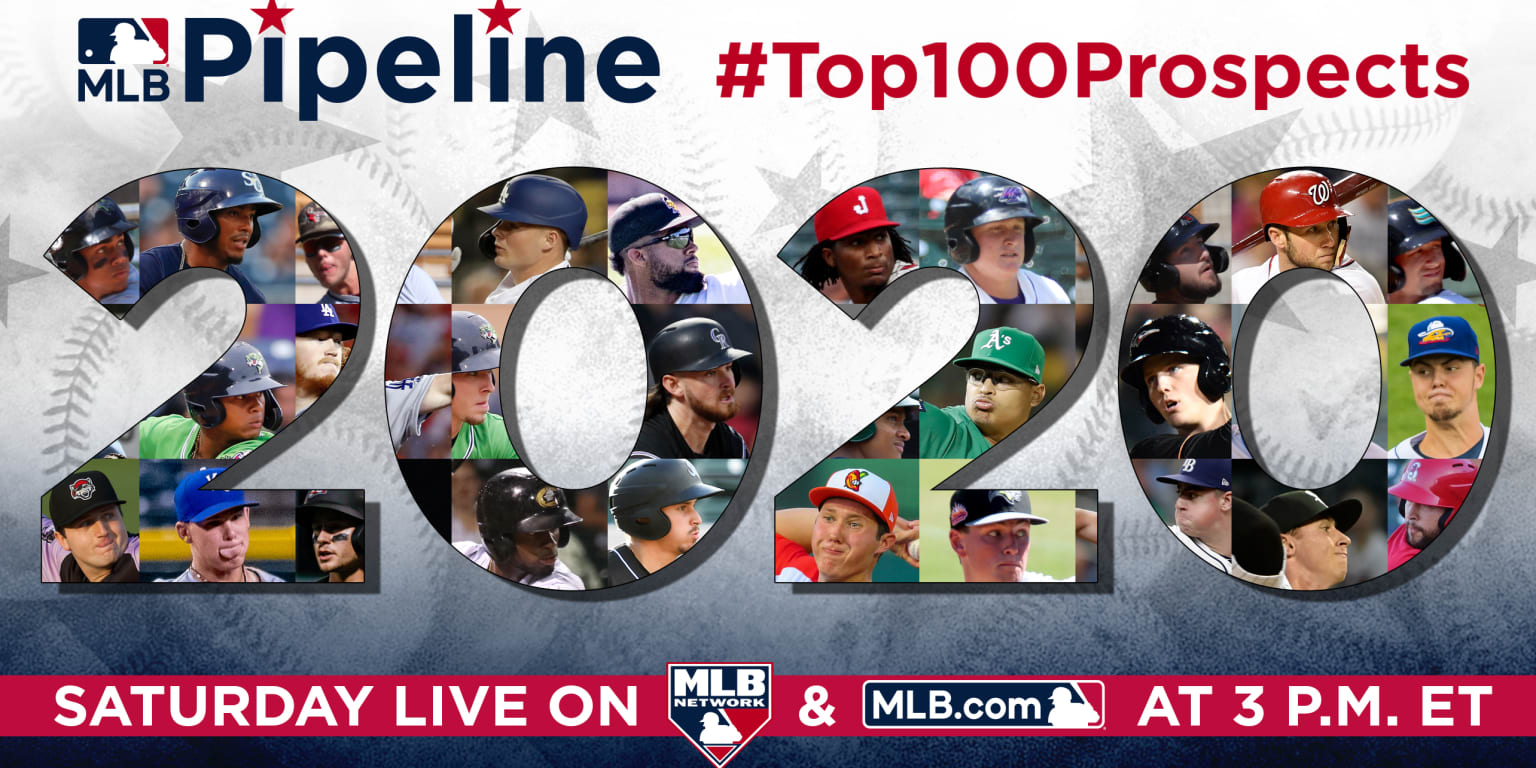 Top 100 Prospects list to be unveiled Saturday