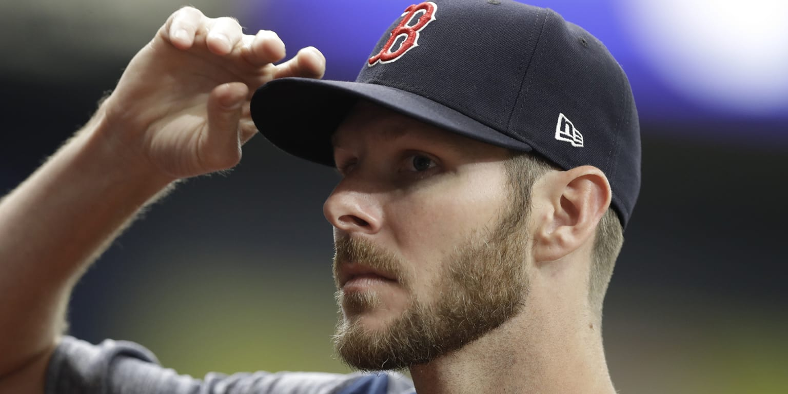 Sale dishes on health, Astros, Sox investigation