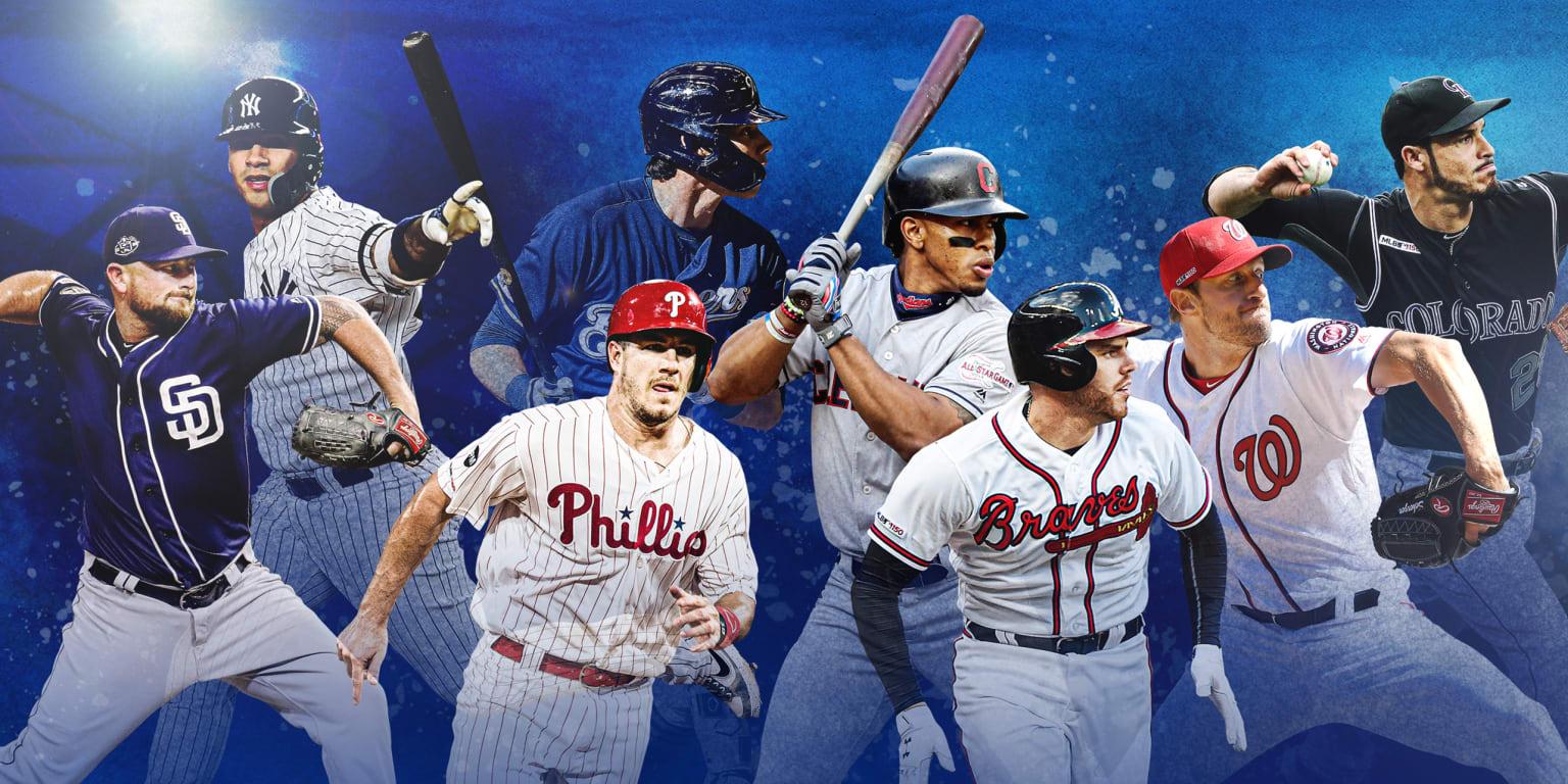 2020 Player Preview: Fantasy Baseball Rankings   MLB.com