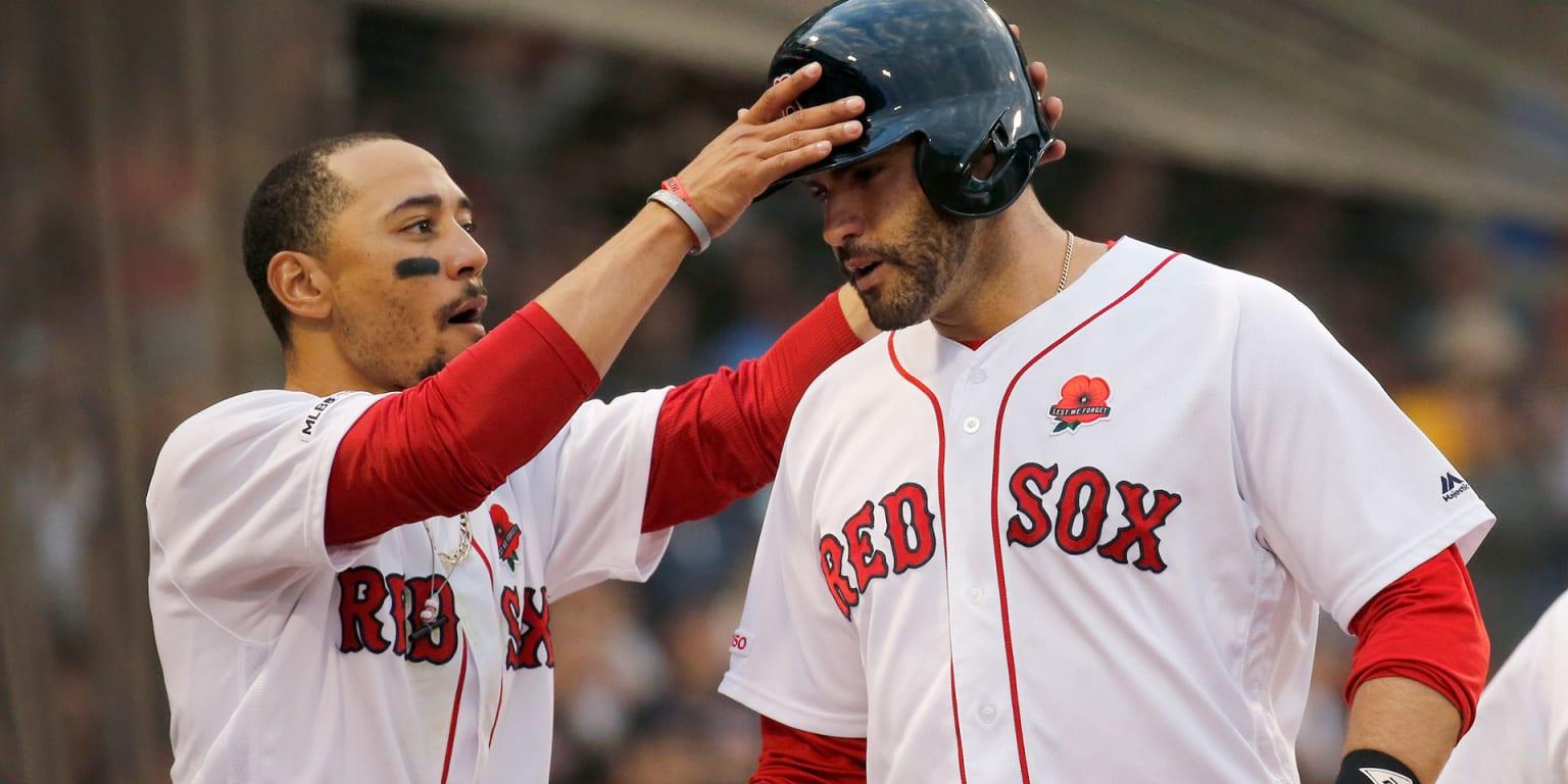 Inbox: Should Red Sox explore Betts trade?