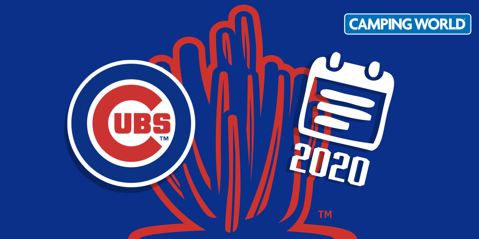 Chicago Cubs Home Opener 2020.Cubs 2020 Spring Training Schedule Mlb Com