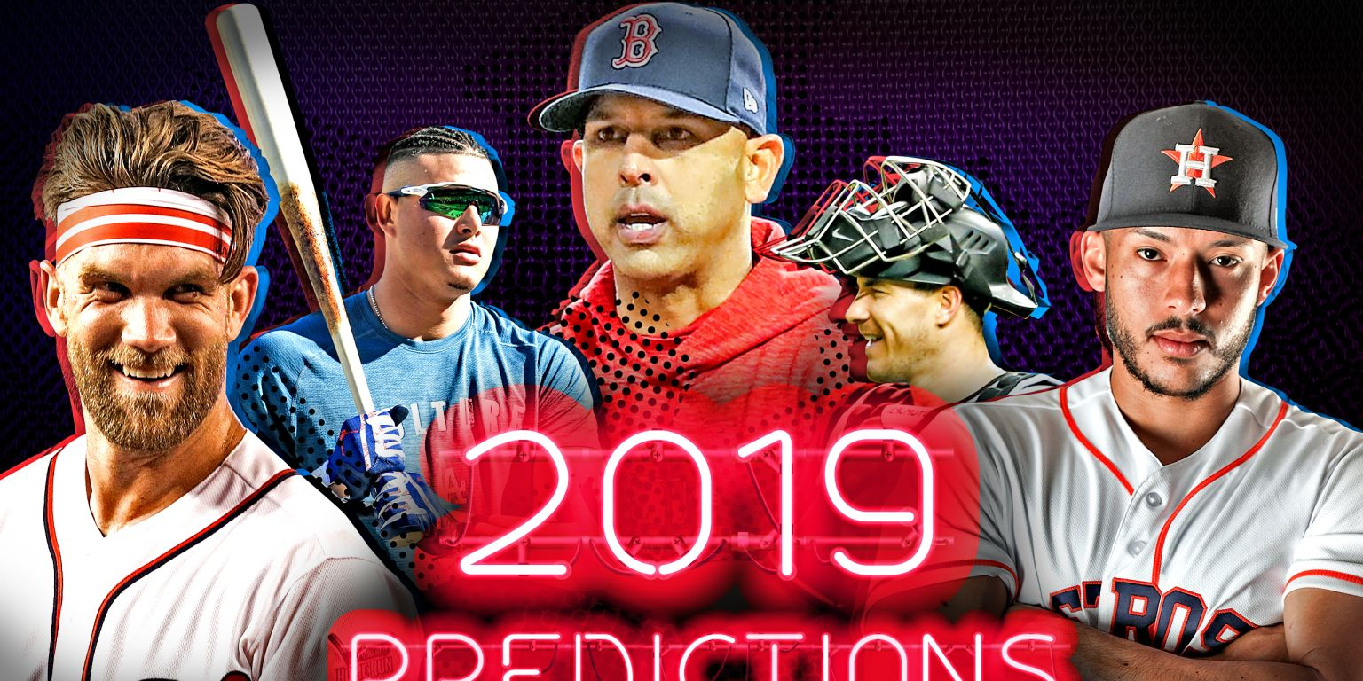 Predictions for 2019 MLB season | MLB.com