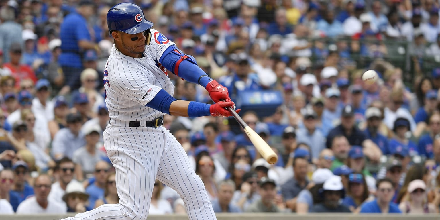 Willson Contreras back in lineup to face Mariners