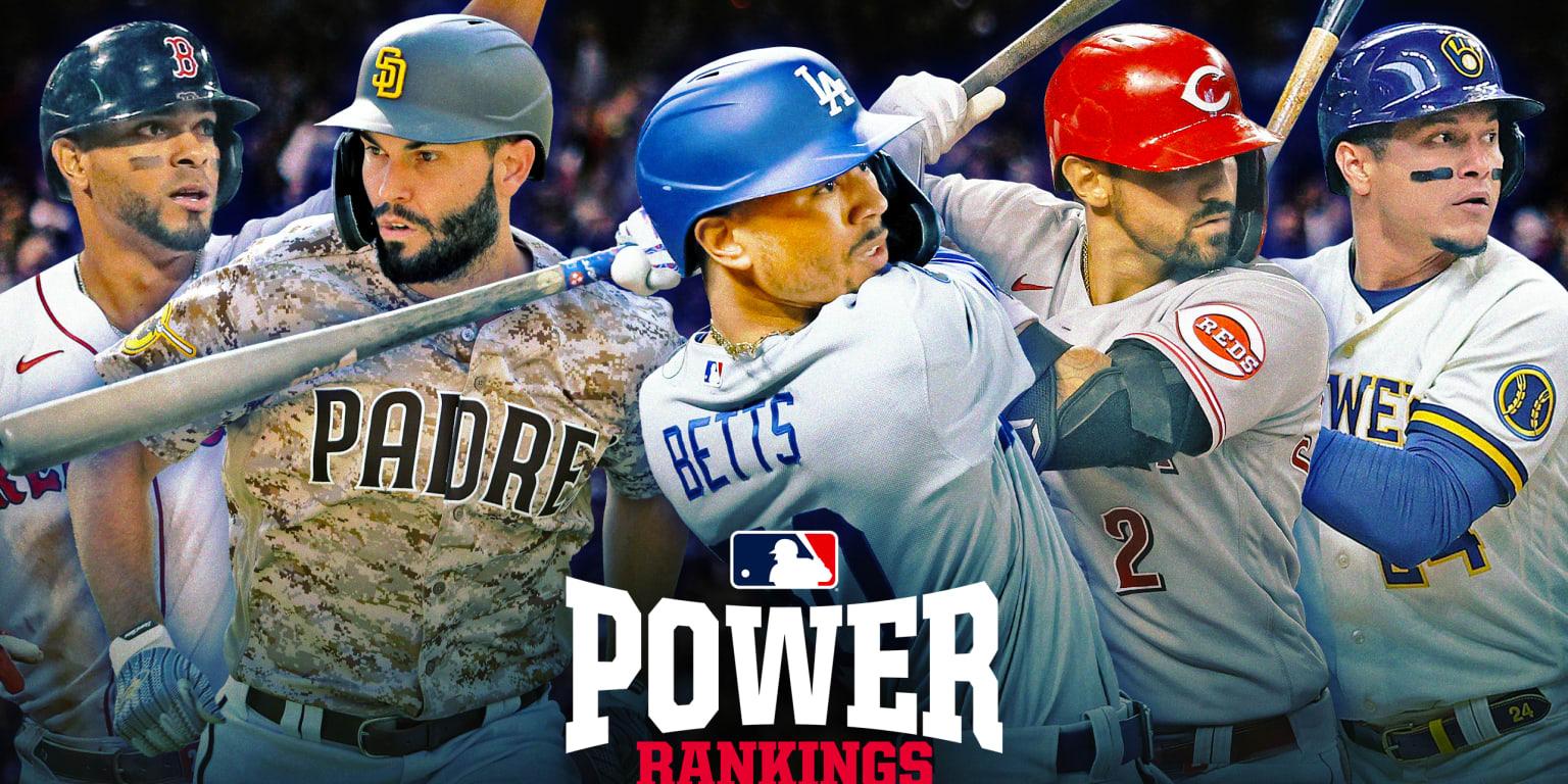 BIG shakeup in latest Power Rankings