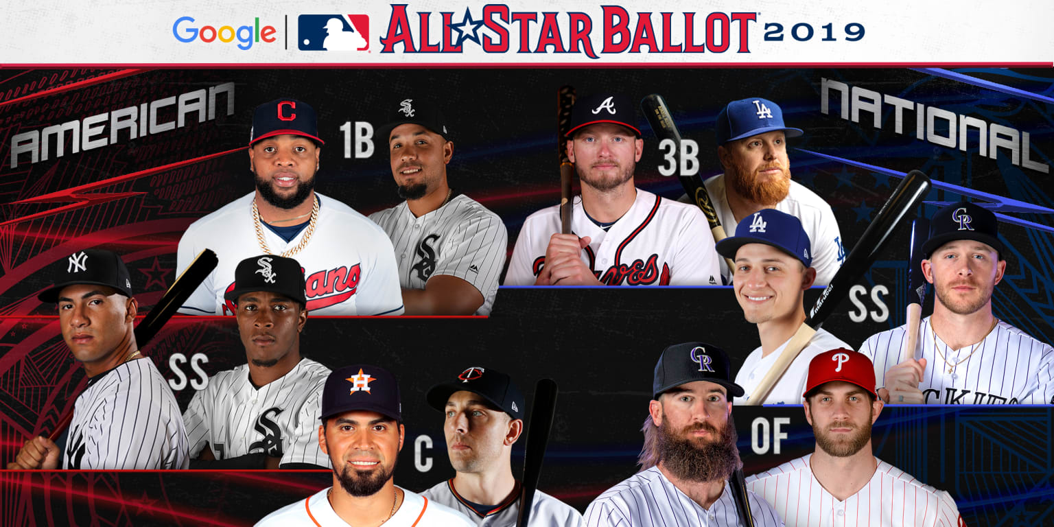 AL, NL primary ballot update June 17 | MLB com