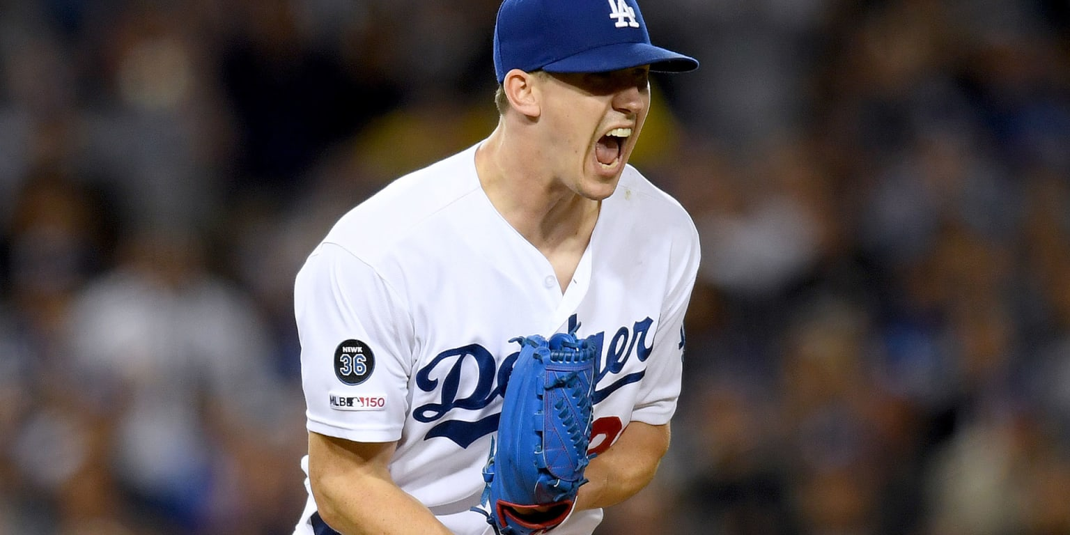 LA makes Buehler (16 K's!) a walk-off winner