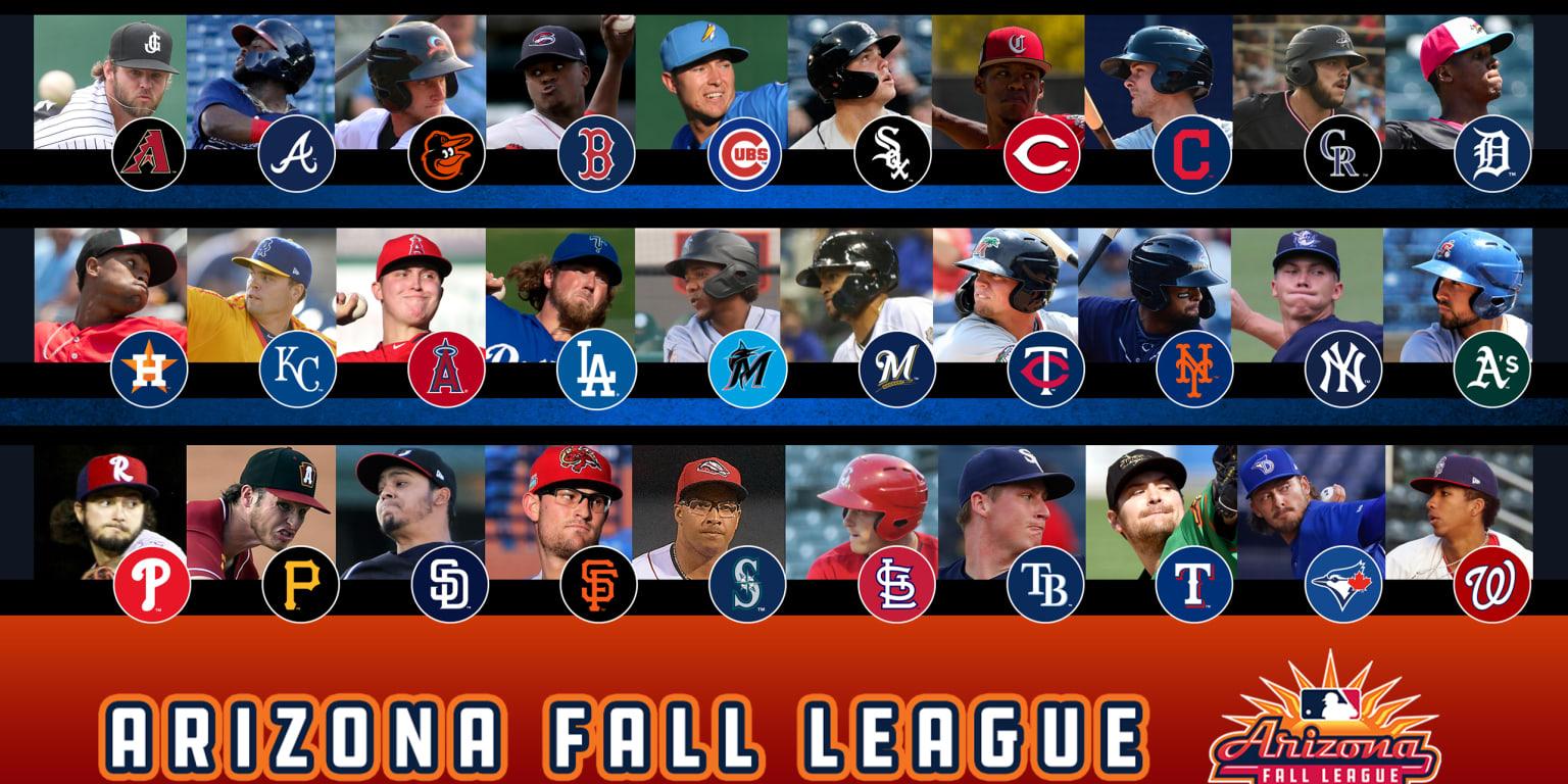 Here's each team's Fall League sleeper prospect