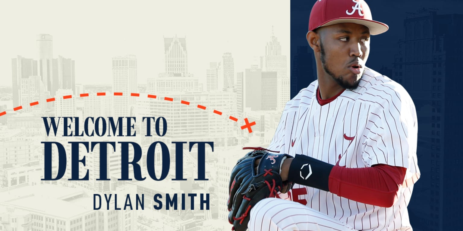 Third-rounder Smith, Tigers agree to terms