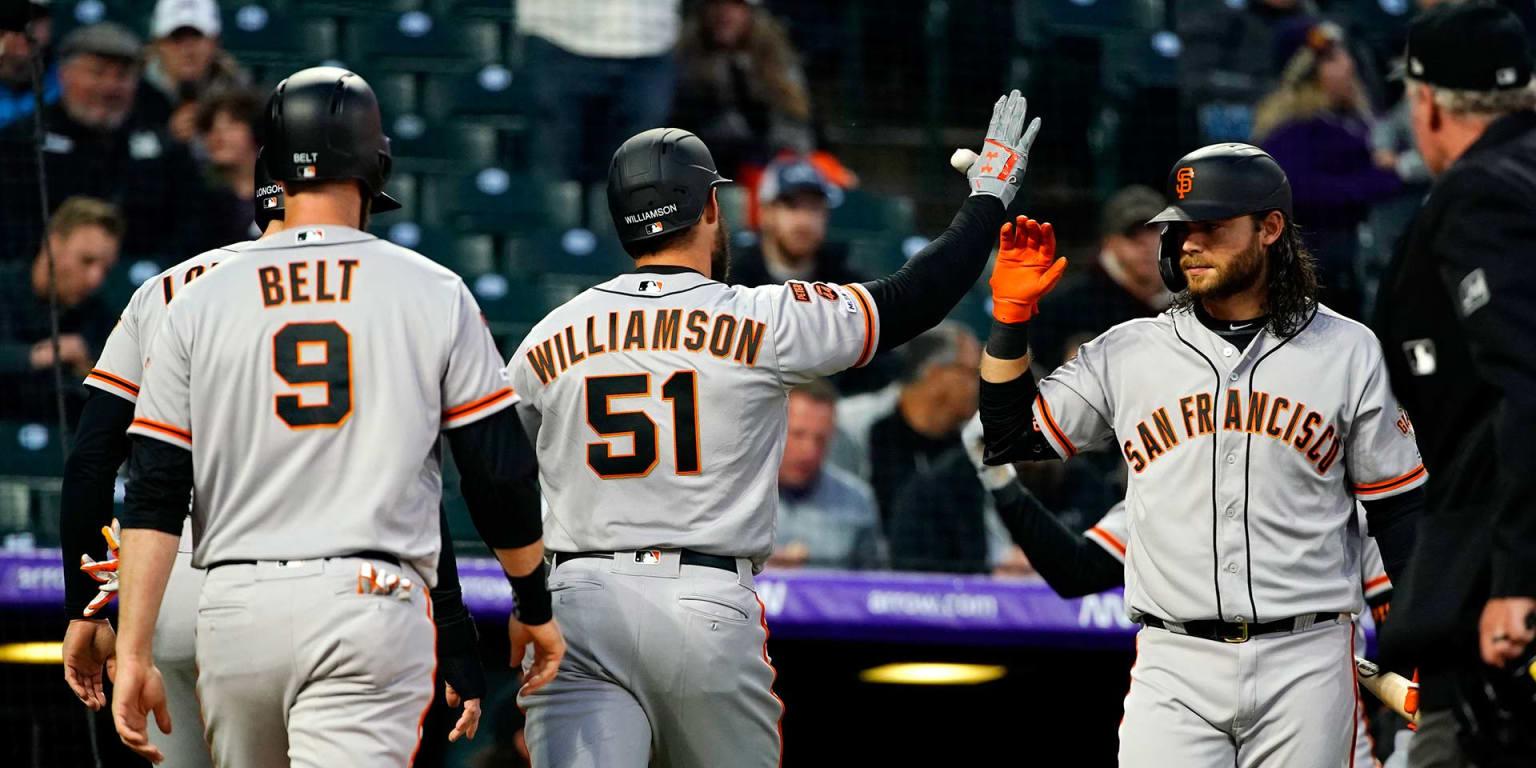 Return of the Mac: HR, 4 RBIs for Williamson