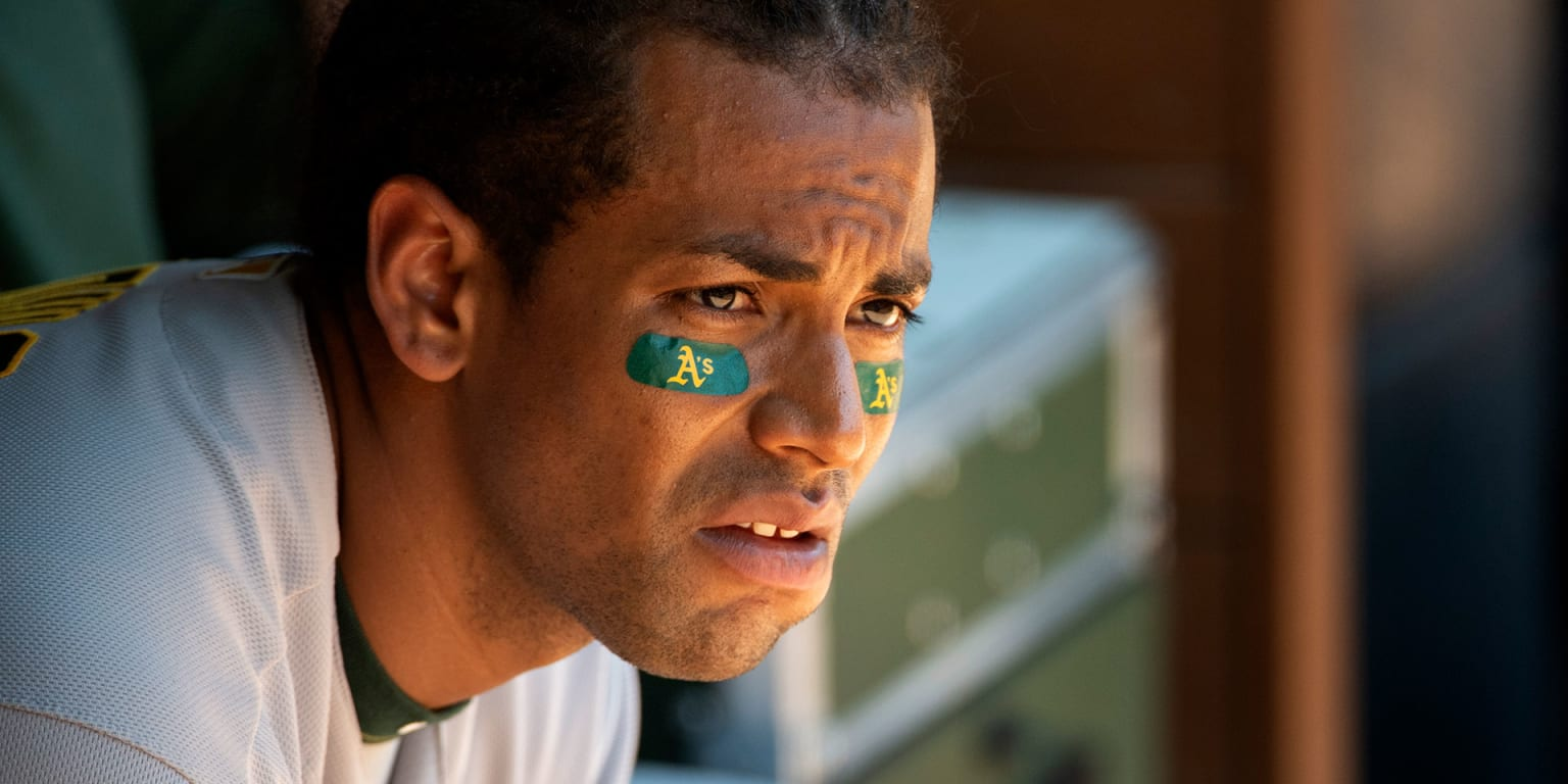 A's drop slumping Davis from cleanup spot