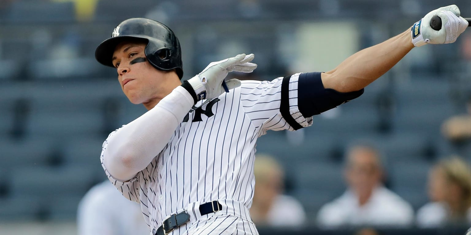 Yankees finalize deal with Judge for '20
