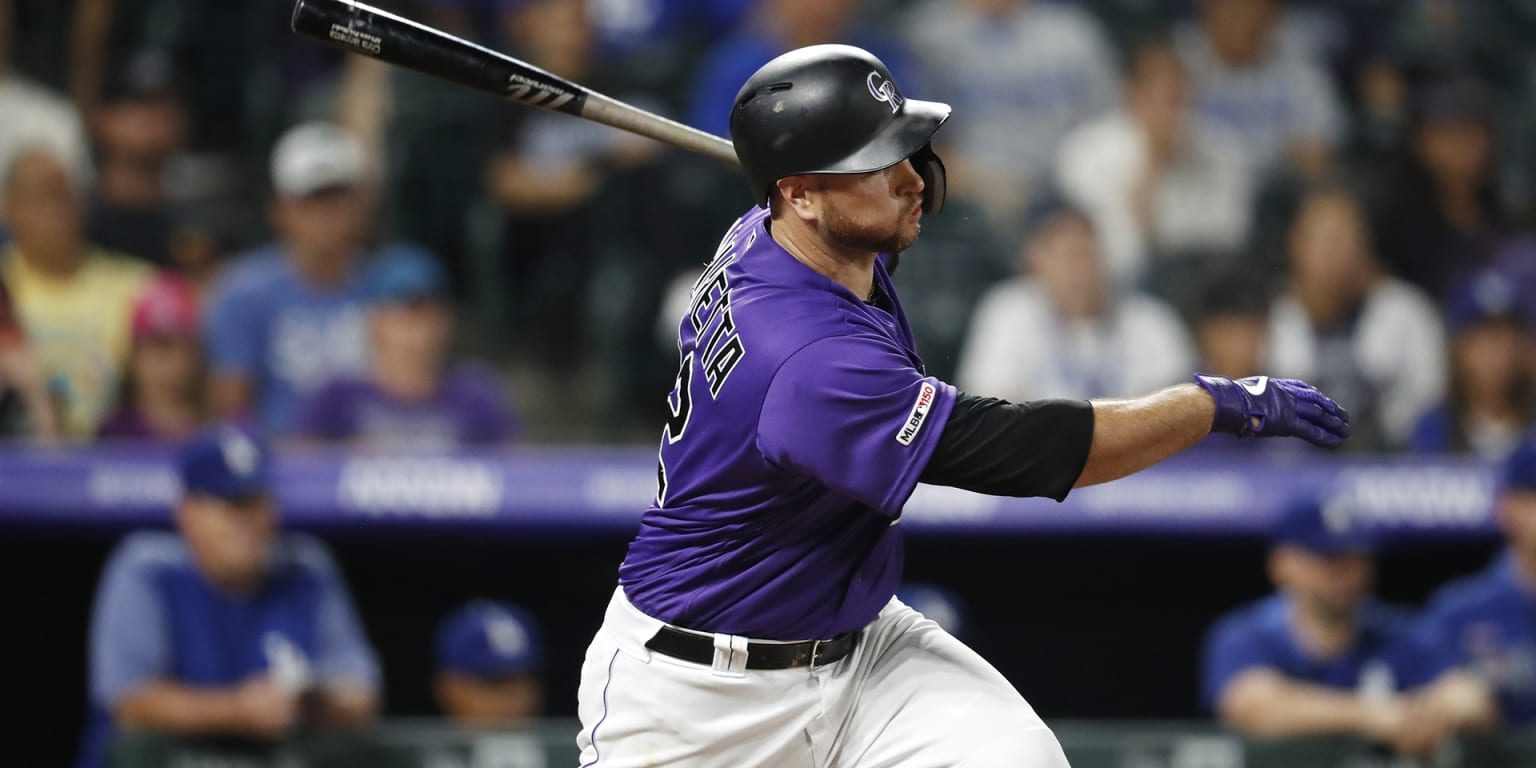 Rockies set to part ways with Iannetta